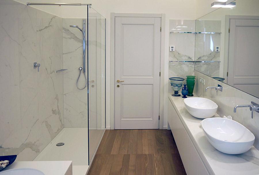 Design pavimenti e rivestimenti bagno galleria foto - Rivestimenti per il bagno ...