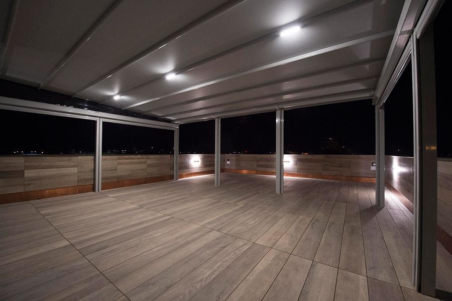 Pavimento terrazzo legno affordable i pavimenti in legno per esterni with pavimento terrazzo - Pavimento per terrazzo ...
